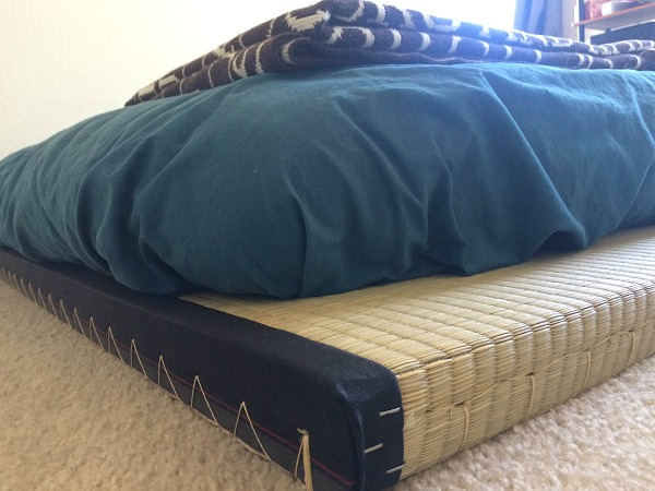 Kapok Futon Bm Furniure Bed With Mat 2